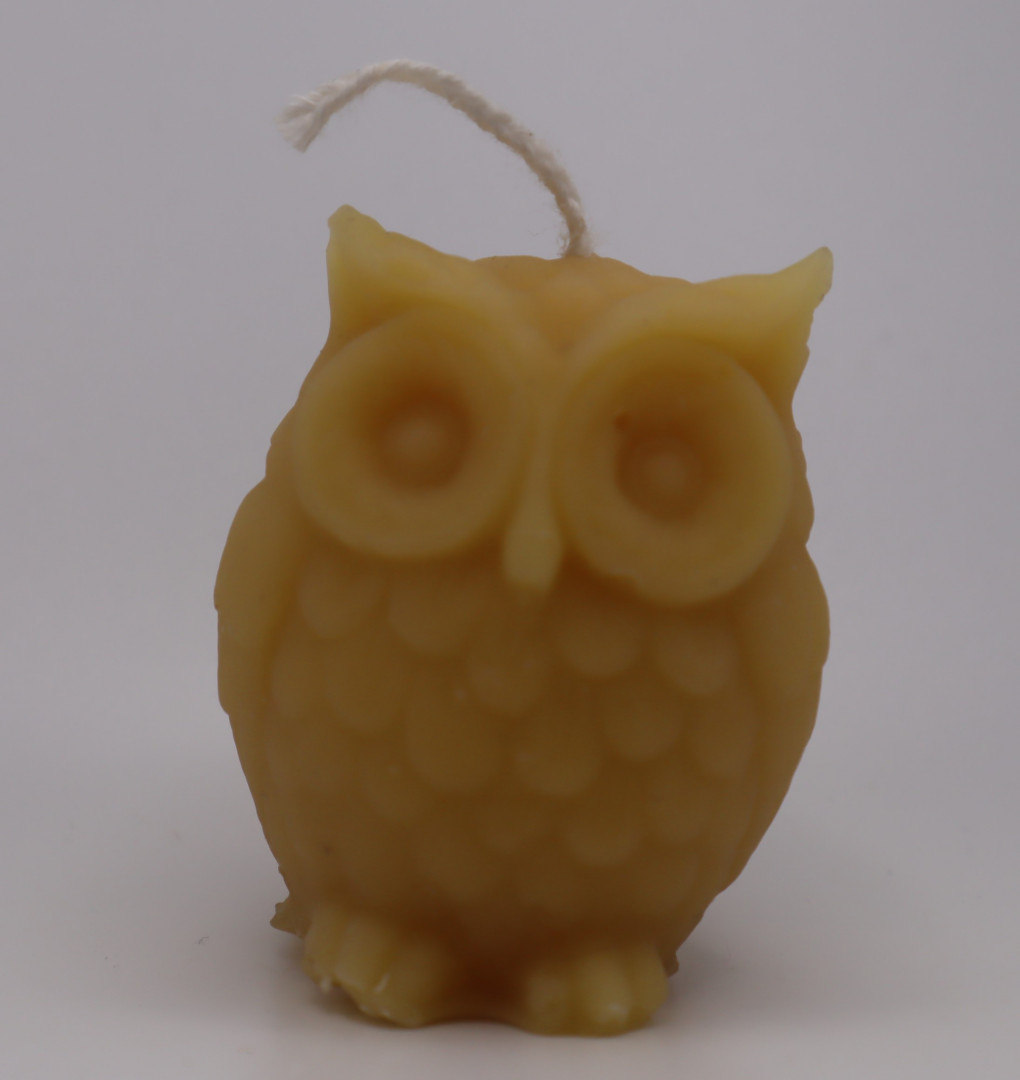 Owl Candle 40 grams
