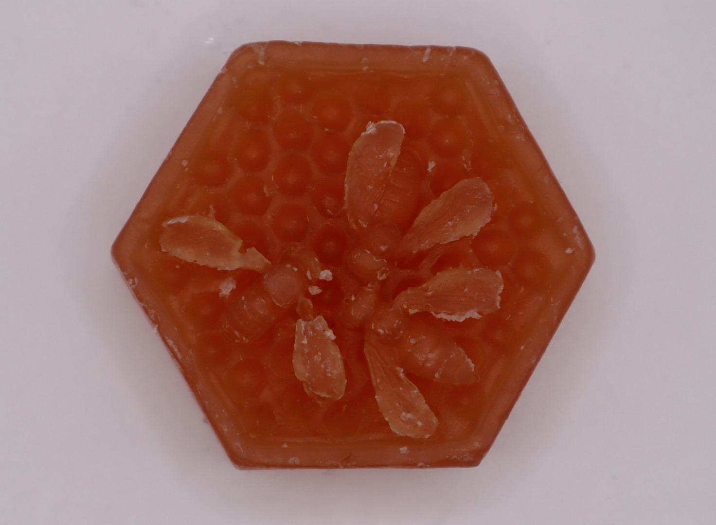 Hexagon Bee Soap