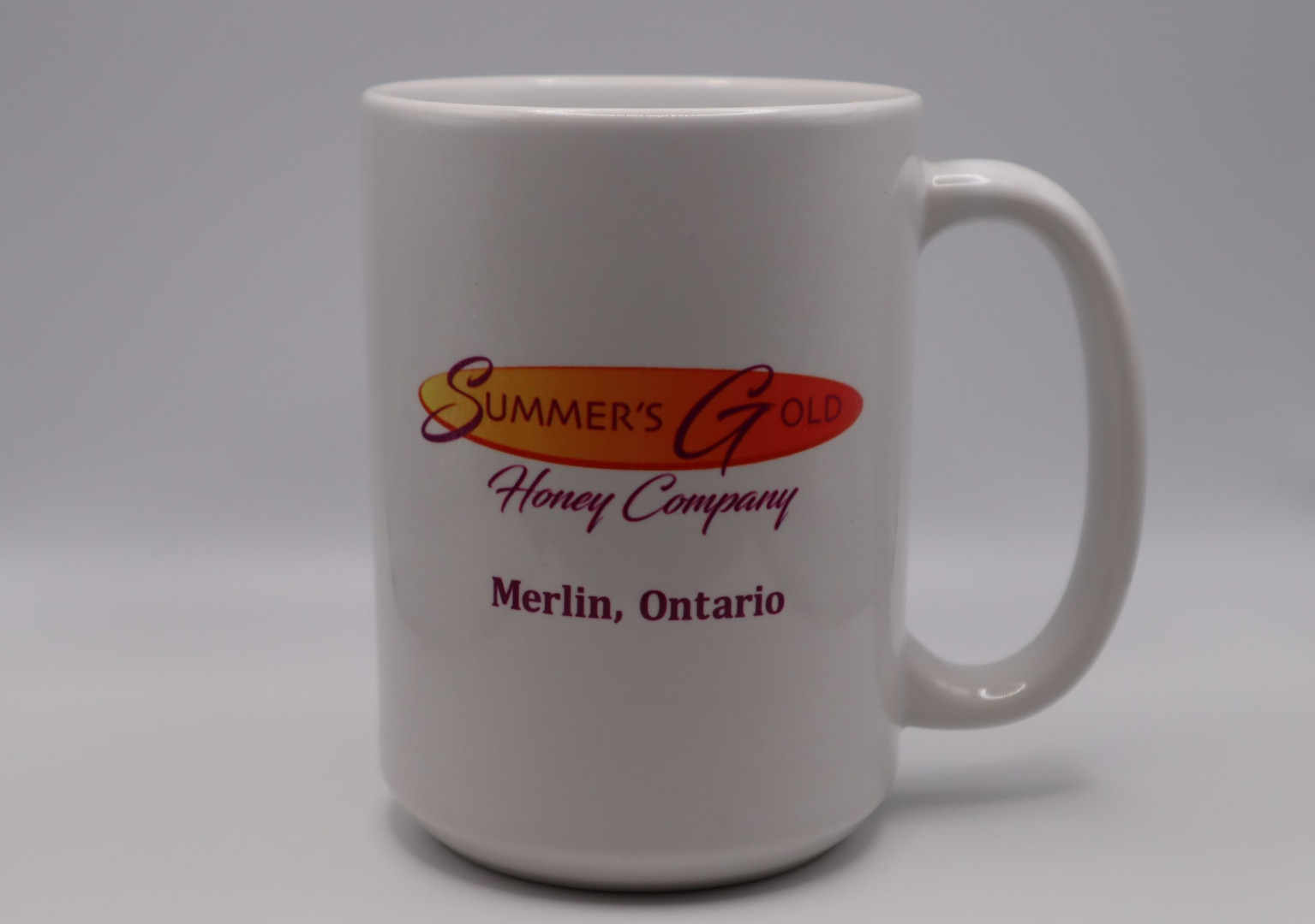 15 oz Ceramic Mug Summer's Gold
